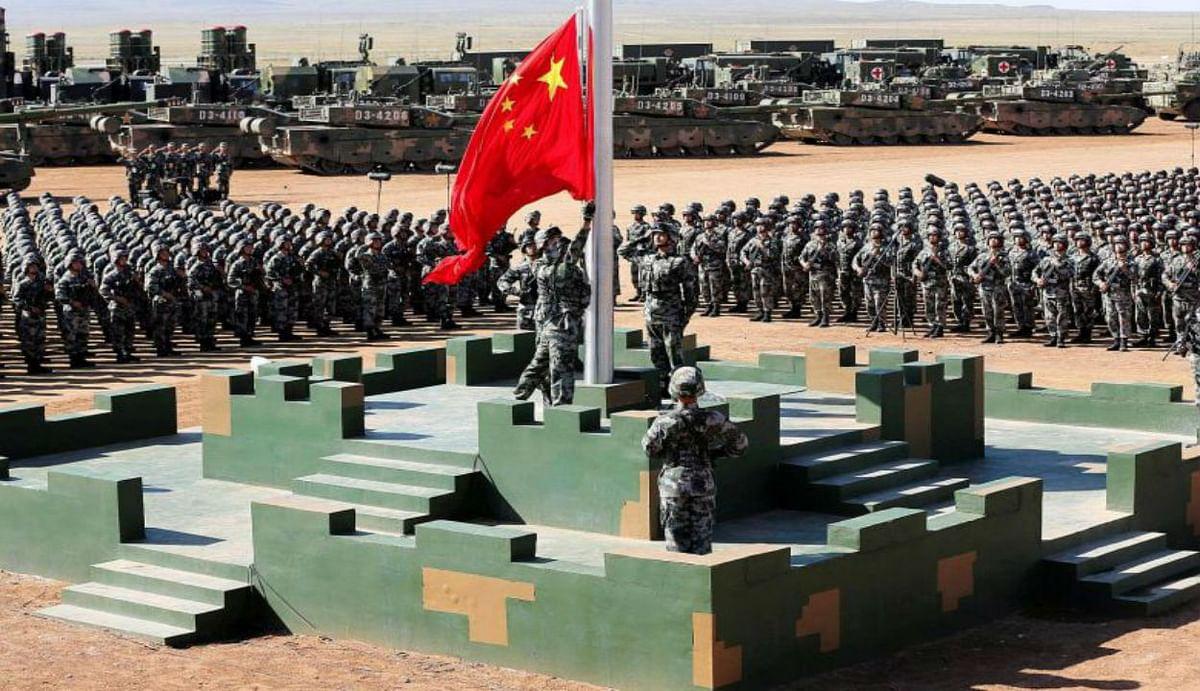 भारत के मुकाबले चीन ने तीन गुना ज्यादा बड़ा 179 अरब डॉलर का बनाया रक्षा बजट, अमेरिका के बाद दूसरे नंबर पर