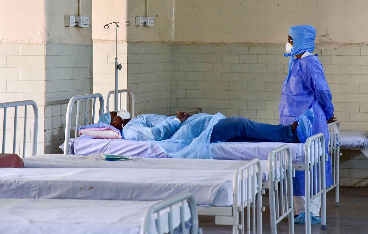 नौ घंटे तक घर में पड़ रहा कोरोना मरीज का शव, बंगाल हेल्थ विभाग की हेल्पलाइन से नहीं मिली कोई मदद