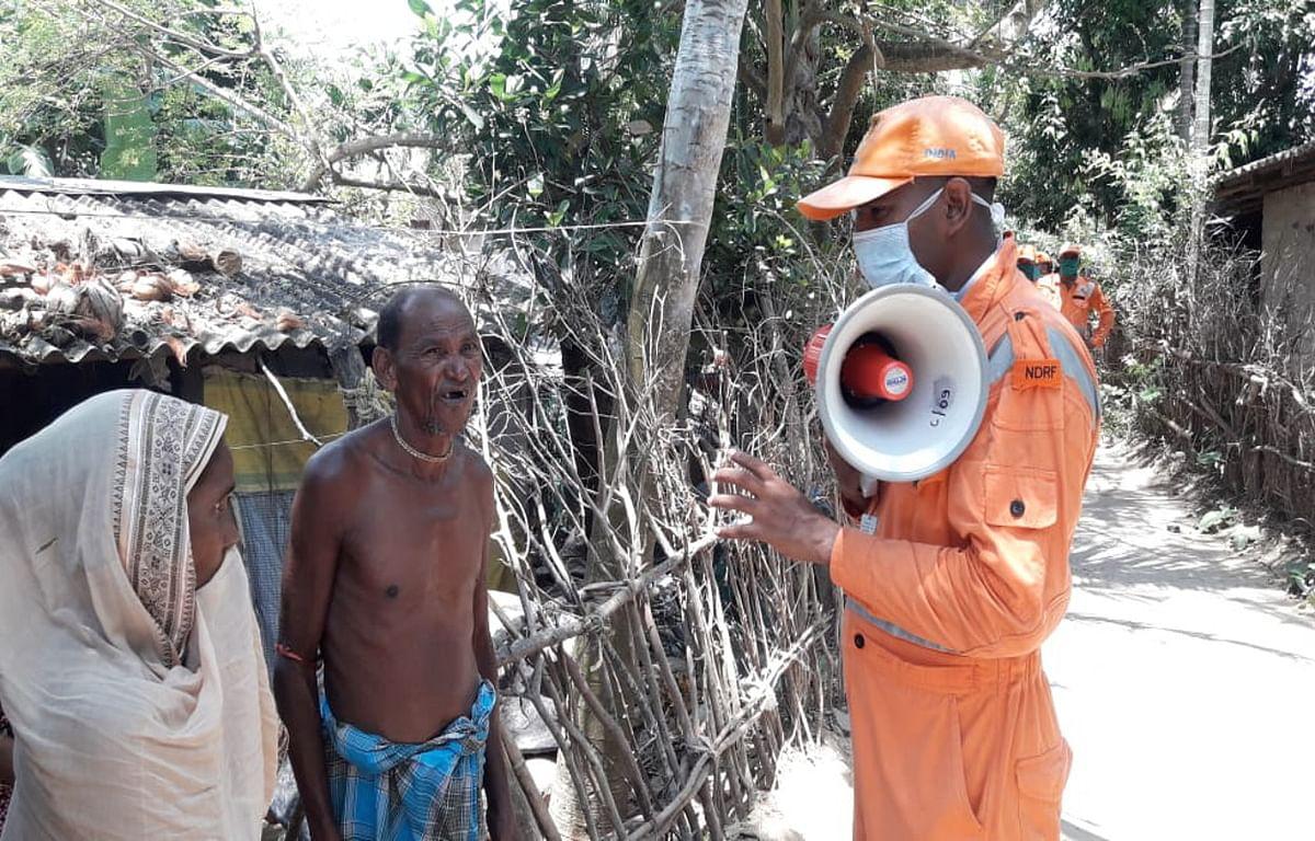 Cyclone Amphan : कोलकाता में 130 किमी प्रति घंटे की रफ्तार से चल सकती हैं हवाएं, लोगों को घरों में रहने की सलाह