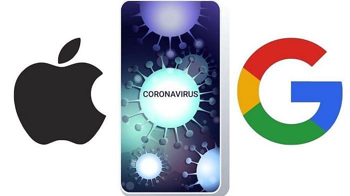 Google और Apple ने मिलकर लॉन्च किया आरोग्य सेतु जैसा कोरोना वायरस ट्रैकिंग टूल