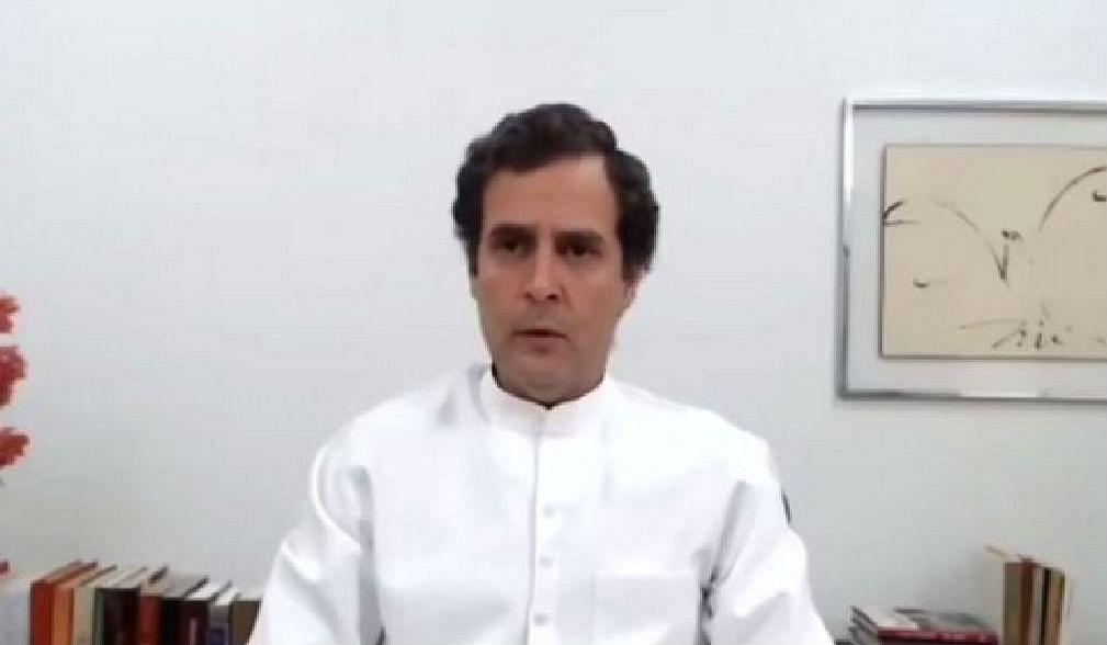 क्या महाराष्ट्र में कांग्रेस-शिवसेना के बीच हो जाएगा ब्रेकअप ? राहुल गांधी ने कह दी बड़ी बात...