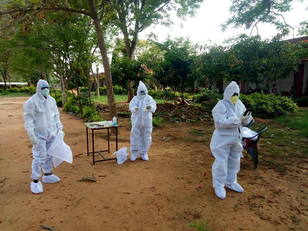 चार व नौ वर्ष के बच्चे समेत सात नये कोरोना संक्रमित, कोडरमा में कुल 40 कोरोना पॉजिटिव, 25 हो चुके हैं स्वस्थ, एक की मौत