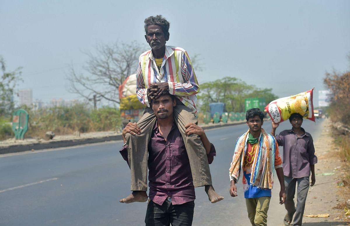 Parliament: मार्च से जून के बीच एक करोड़ से अधिक प्रवासी मजदूर अपने राज्य लौटे
