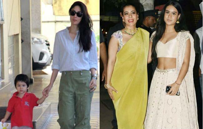 Mothers Day 2020: काजोल से लेकर करीना कपूर तक, मां बनने के बाद भी बॉलीवुड में कायम है इन अभिनेत्रियों का जलवा...