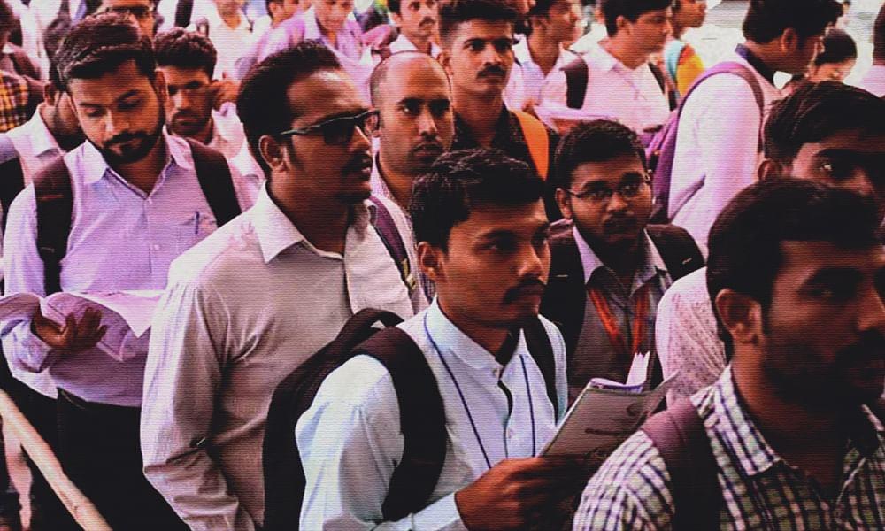 झारखंड में बेरोजगारी की दर 47.1% हुई, तमिलनाडु के बाद देश में सबसे ज्यादा