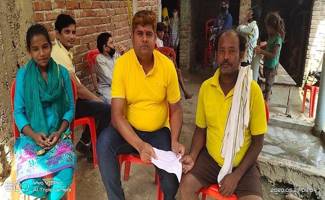 बीमार पिता को साईकिल पर बैठाकर गुरुग्राम से दरभंगा लाने वाली ज्योति पर बनेगी हिंदी फिल्म