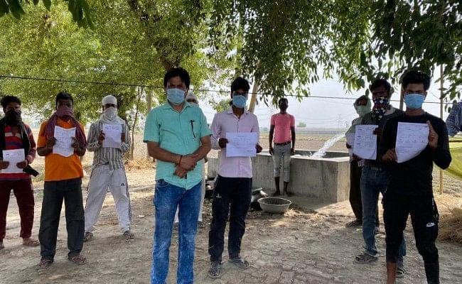 दिल्ली के किसान ने 10 प्रवासी श्रमिकों को घर भेजने के लिए खरीदे 68 हजार के हवाई जहाज के टिकट