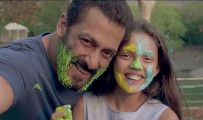 सलमान खान के साथ 'तेरे बिना' सॉन्ग में दिख रही ये बच्ची कौन है? VIDEO