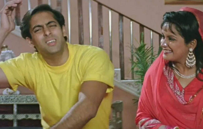 Flashback: 'हप्पू की उल्टन पल्टन' अभिनेत्री हिमानी शिवपुरी की सलमान खान संग ऐसी थी पहली मुलाकात
