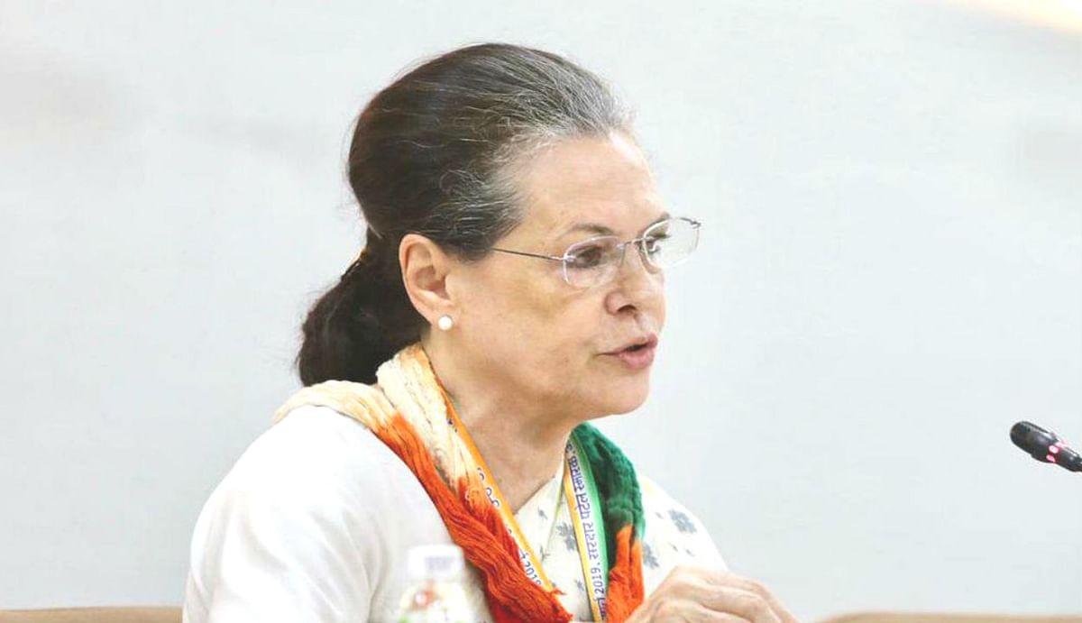 Congress Crisis : राजस्थान में सरकार बचाने के लिए खुद आगे आईं  सोनिया गांधी !