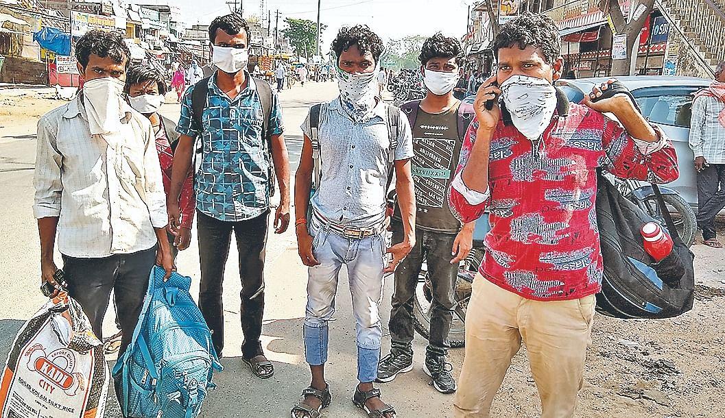 प्रवासी श्रमिकों को अहमदाबाद से आना था चतरा, लेकिन ट्रेन से पहुंच गये छपरा, जानिए आखिर ऐसा क्यों हुआ ?