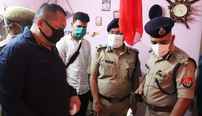प्रयागराज में सीआरपीएफ की 224वीं बटालियन के जवान ने की पत्नी और दो बच्चों की हत्या कर खुदकुशी की