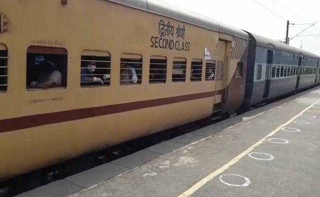 Shramik Special Train Bihar Updates : सूरत से श्रमिक स्पेशल ट्रेन से गया पहुंचे करीब 1200 यात्री, कोटा में फंसे छात्रों को लेकर सीवान पहुंची ट्रेन