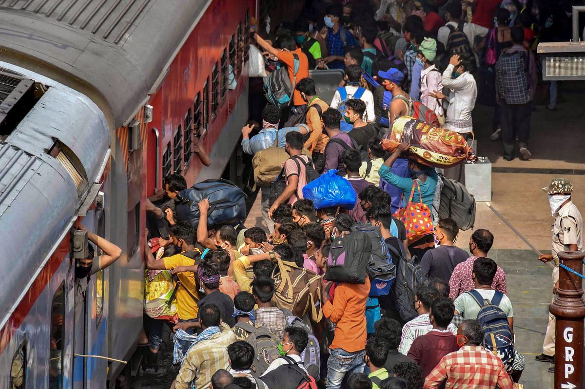भटकती रही श्रमिक स्पेशल ट्रेनें, गोवा से 1 दिन, तो महाराष्ट्र से दो दिन में पहुंची उत्तर प्रदेश