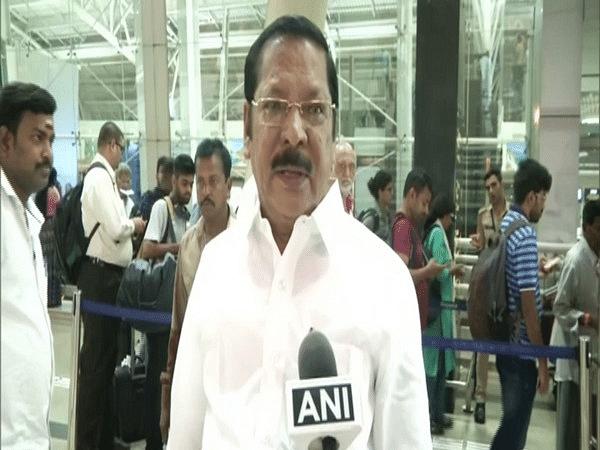 डीएमके नेता आरएस भारती गिरफ्तार, हेट स्पीच का आरोप