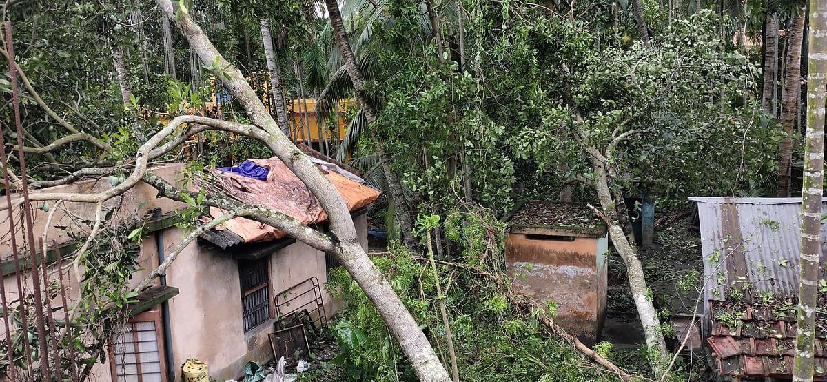 Cyclone Amphan, Weather Updates 22 मई 2020 : 'अम्फान तूफान' ने दिखाया अपना विकराल रूप , जानें कहां जारी रहेगी बारिश