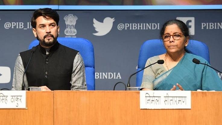 Nirmala Sitharaman : 20 लाख करोड़ का नहीं, 3.22 लाख करोड़ का ही हुआ आर्थिक पैकेज जो जीडीपी का 1.6 % है: आनंद शर्मा
