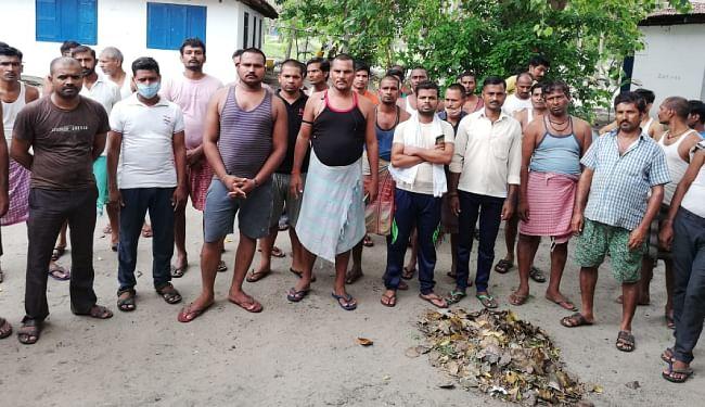 श्रीलंका में फंसे बिहार के मजदूरों ने हमवतन वापसी की लगायी गुहार, तीन महीने की मजदूरी और पासपोर्ट देने से कंपनी का इनकार
