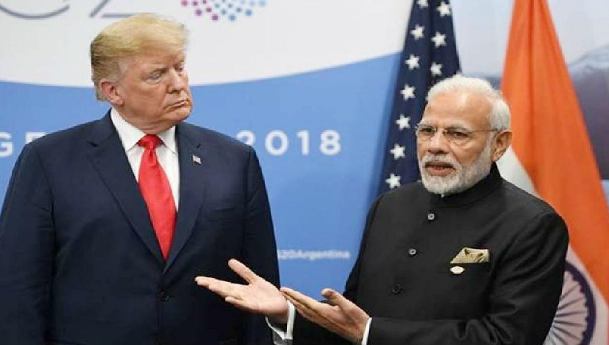 India China Border Dispute : भारत ने ट्रंप के प्रस्ताव को ठुकराया, कहा - समाधान के लिए चीन के साथ कर रहे हैं बात
