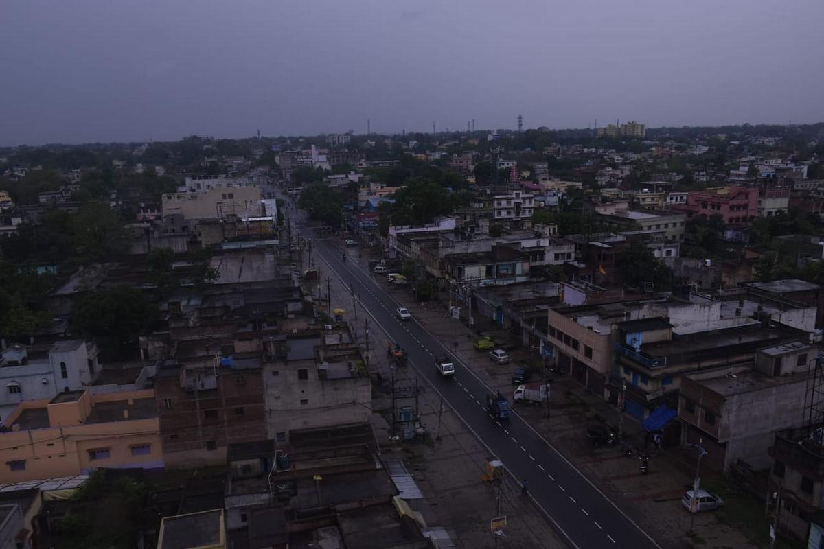 Cyclone Amphan: दीघा-हटिया के बीच टकराया 'अम्फान', तो झारखंड में दिखा ऐसा असर, ओड़िशा में गुमला-पलामू के 27 मजदूर फंसे