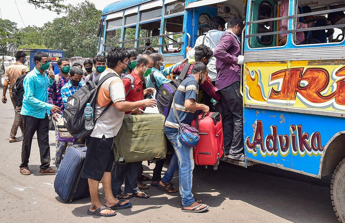Unlock 5 : कोरोना संकट के कारण बिहार लौटे 70 फीसदी मजदूरों का बदला मिजाज, जानिए पूरा मामला