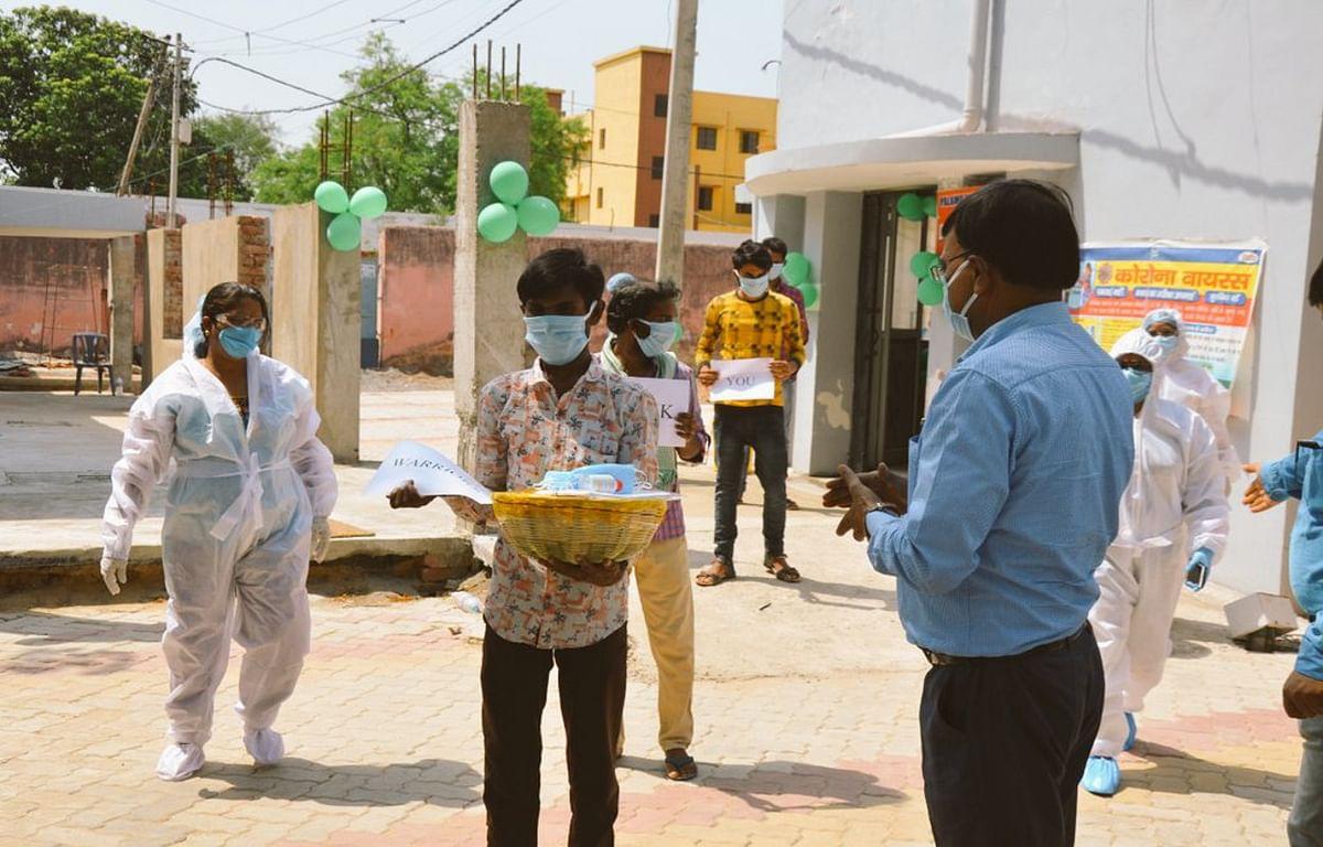 जमशेदपुर के बाद कोरोना ने चाईबासा में दी दस्तक, पिछले 24 घंटे में 9 नये मामले, संक्रमितों की संख्या बढ़कर हुई 232