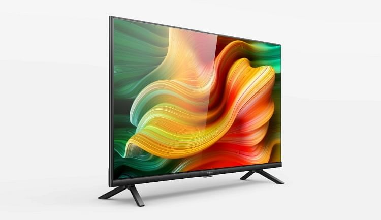 Realme का पहला Smart TV लॉन्च : गूगल असिस्टेंट, क्वॉड स्पीकर से लैस सस्ता स्मार्ट टीवी