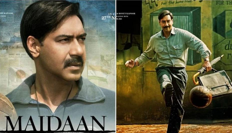 16 एकड़ में फैला अजय देवगन की फिल्म का सेट ध्वस्त, 30 दिन की शूटिंग थी बाकी, जानें वजह