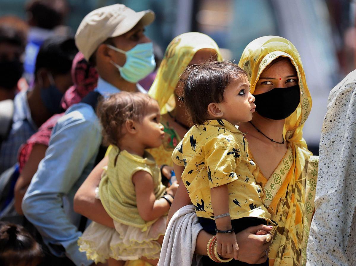 देश में कोविड -19 का संक्रमण डेढ़ लाख के पार, पिछले 24 घंटे में रिकॉर्ड 170 लोगों की मौत
