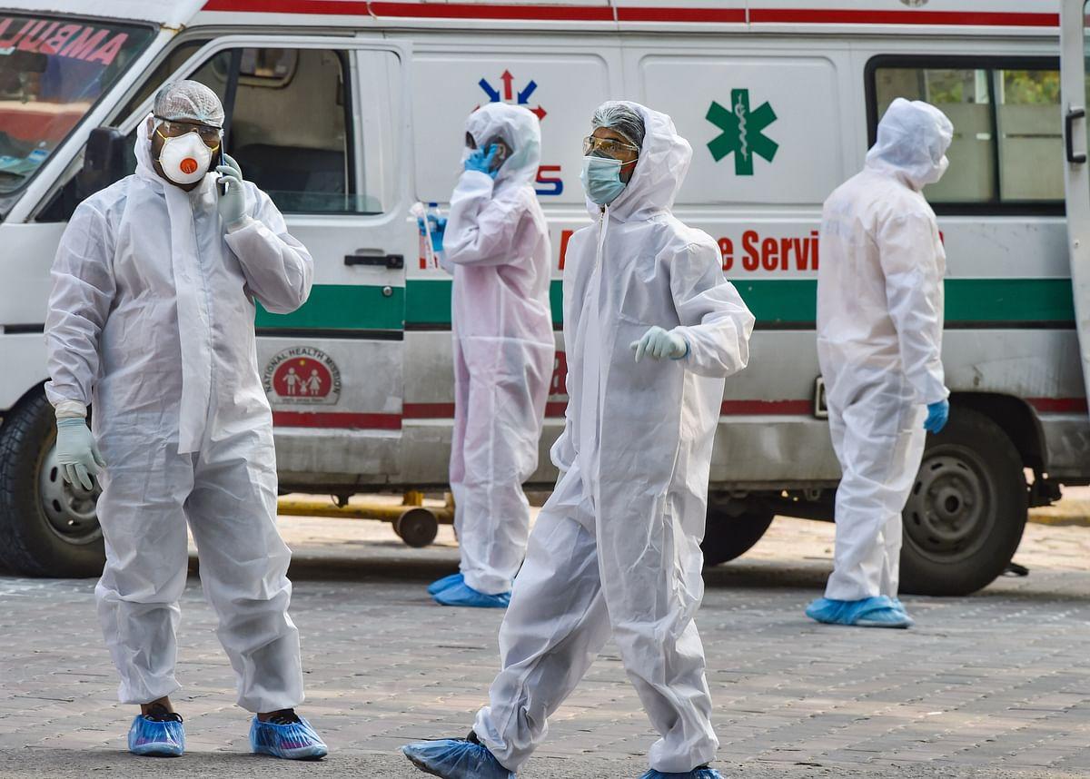 कोरोना की चपेट में केंद्रीय सशस्त्र पुलिस बल, आज BSF के 9 और ITBP के दो जवान संक्रमित