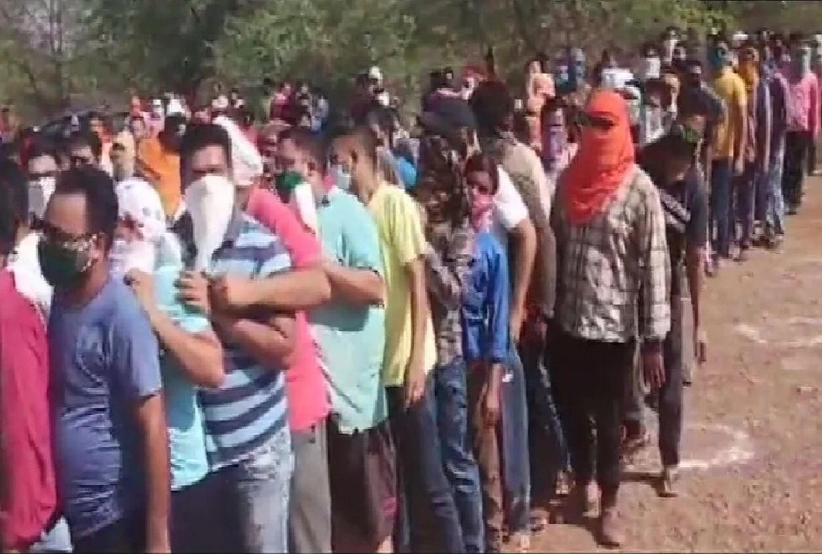 मध्य प्रदेश में सरकार के आदेश के बाद भी नहीं बिकी शराब