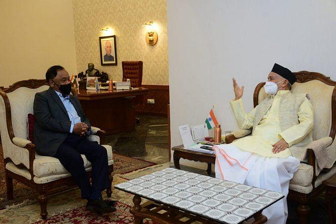 महाराष्ट्र में भीषण कोरोना संकट, भाजपा ने की राष्ट्रपति शासन लगाने की मांग