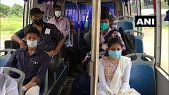 बांग्लादेश में फंसे करीब 350 भारतीयों को जमीनी मार्ग के जरिये लाया गया
