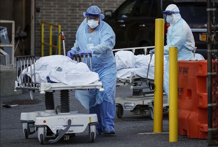 अमेरिका में Covid-19 से जान गंवाने वालों में एक तिहाई नर्सिंग होम के मरीज, रिपोर्ट में किया गया दावा