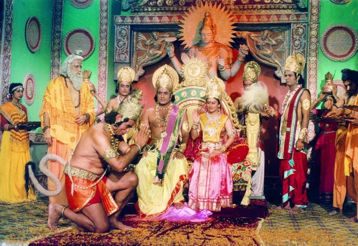 Ramayan के लिए राम और सीता चाहते हैं रॉयल्टी, शो ने बनाया था वर्ल्ड रिकॉर्ड