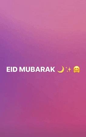बॉलीवुड एक्टर राजकुमार राव ने भी अपने फैंस को ईद की बधाई दी.