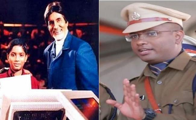 KBC : 14 साल की उम्र में रवि मोहन सैनी ने जीते थे 1 करोड़, अब बने पोरबंदर के एसपी