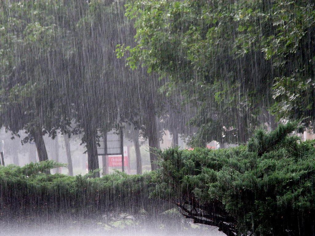 Weather Forecast Update 14 may 2020 : दिल्ली-एनसीआर में बदला मौसम, धूल आंधी चली, पारा लुढ़का
