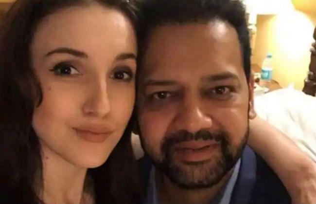राहुल महाजन के कुक कोरोना पॉजिटिव, पत्नी नताल्या संग हुए क्वारंटाइन