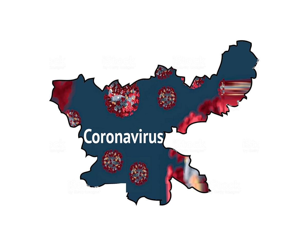 झारखंड के 24 में से 23 जिलों में फैला कोरोना का संक्रमण