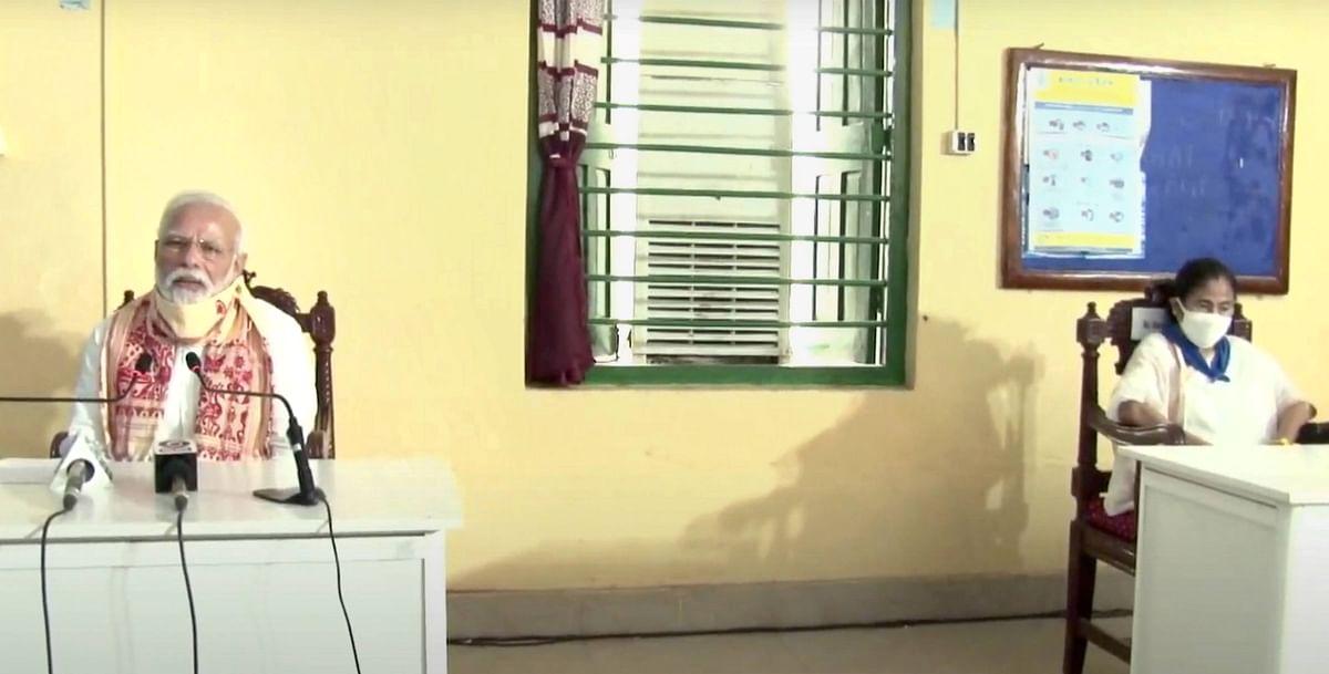 ममता की चुनौती पर बंगाल पहुंचे पीएम मोदी, जानें कब-कब दीदी ने किया था प्रधानमंत्री का विरोध...