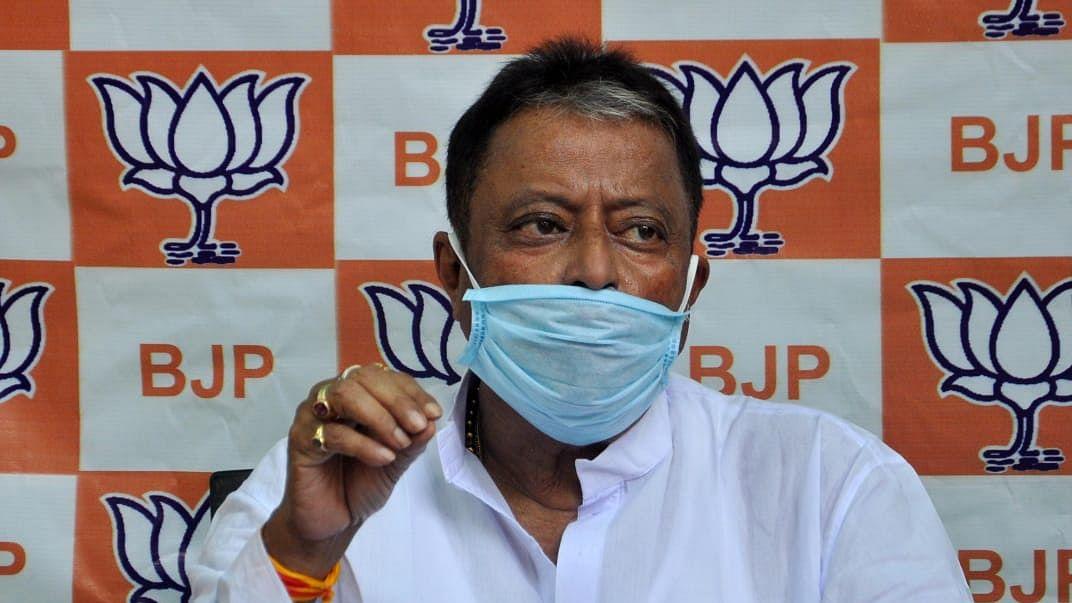 भारतीय जनता पार्टी के सीनियर नेता मुकुल राय को हुआ कोरोना, पत्नी अस्पताल में भर्ती