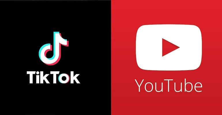 Youtube Vs Tiktok: सोशल मीडिया से शुरू होकर प्ले स्टोर पहुंची 'जंग', जानें पूरा मामला