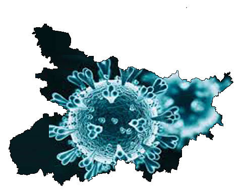 बिहार में कोरोना विस्फोट : 16 जिलों में 100 व 14 जिलों में 50 से ज्यादा मामले, पटना में मिले 534 कोरोना पॉजिटिव, कुल संख्या 75 हजार के पार