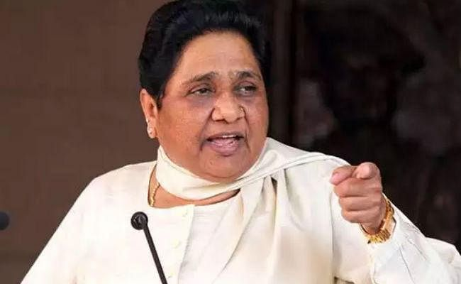 मायावती ने ट्वीट कर कुछ इस तरह निकाला गुस्सा, कहा- करोड़ों श्रमिकों की दुर्दशा के लिए कांग्रेस जिम्मेदार