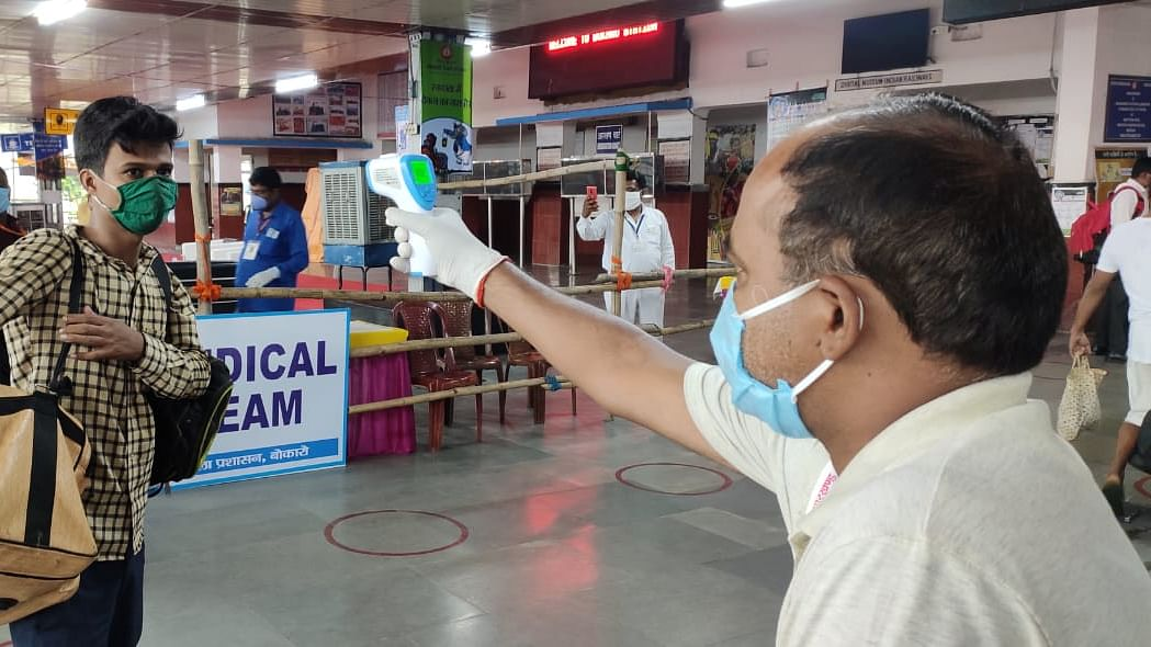 Coronavirus in Bihar, LIVE Updates : बिहार में मिले 147 नये कोरोना पॉजिटिव, संक्रमितों की संख्या 4745 हुई
