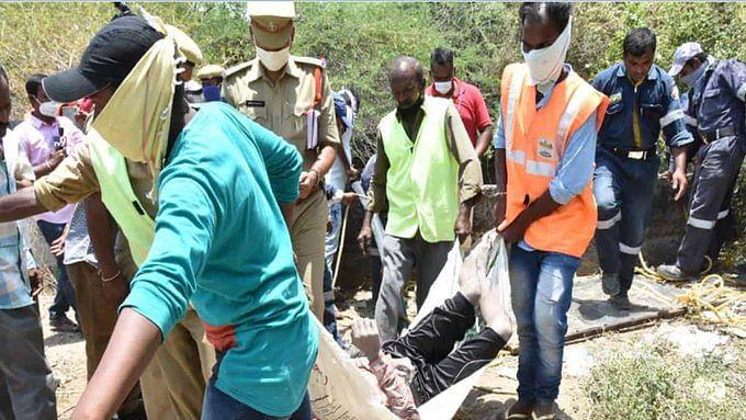 प्रेमिका की हत्या का राज छिपाने के लिए बिहार के शख्स ने तेलंगाना में 9 लोगों को दी खौफनाक मौत