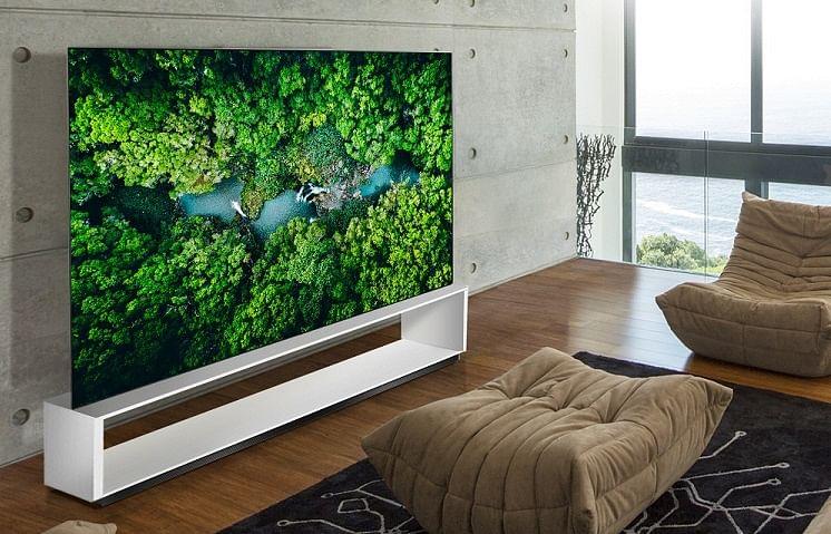 LG लायी 26 लाख का TV, 8K OLED डिस्प्ले के साथ ये खूबियां भी हैं खास