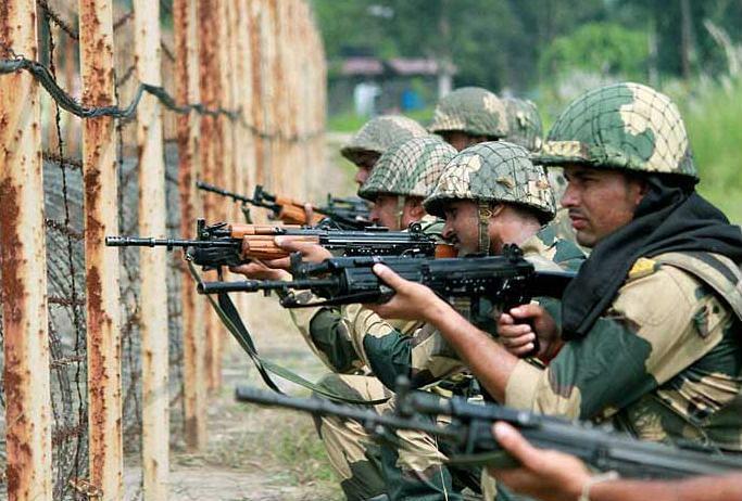 राजौरी में एलओसी के पास पाकिस्तान ने की गोलीबारी, सेना ने दिया मुंहतोड़ जवाब