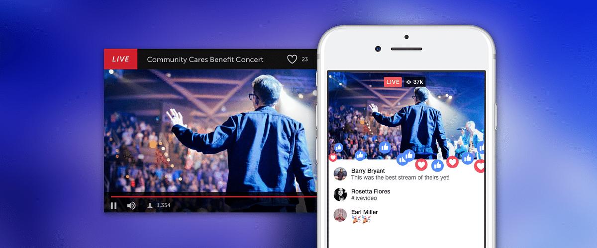 Facebook Live देखने के लिए अब देनी पड़ेगी फीस